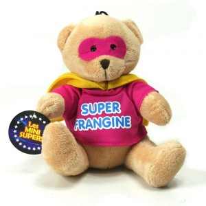 Peluche Mini Super - Super Frangine
