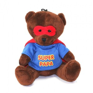 Peluche Mini Super - Super Papa