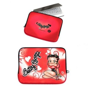 Housse Ordinateur Portable Betty Boop (2)