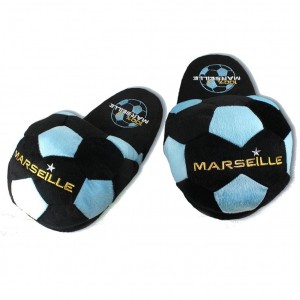 Chausson Football 100 % Marseillle - Taille Unique