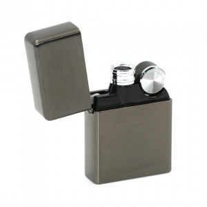 Briquet USB E-flame - Couleur Anthracite