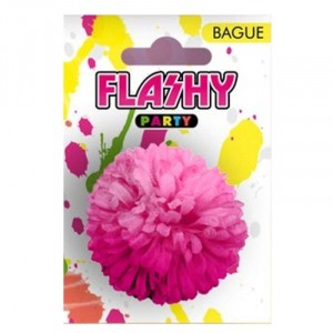 Bague Fleur - Flashy Party