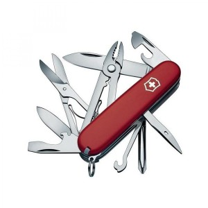 Tinker Deluxe Rouge - Couteau Suisse Victorinox 1.4723
