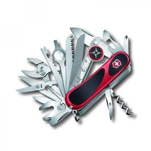 Evogrip Security 54 Rouge - Couteau Suisse Victorinox 2.5393.SC