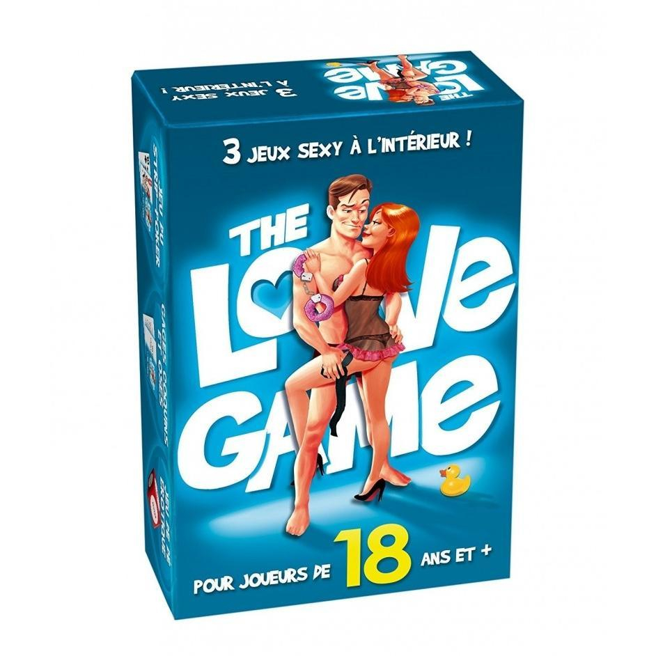 The Love Game 18 ans et +