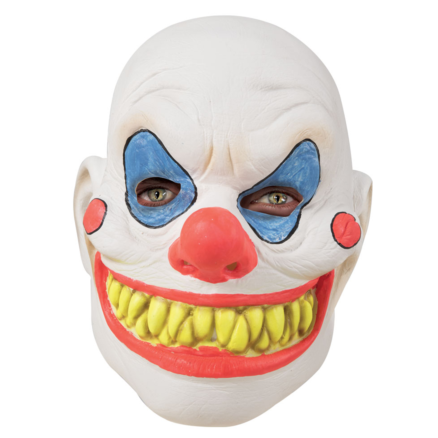 Masque Adulte Latex – Clown Cruel