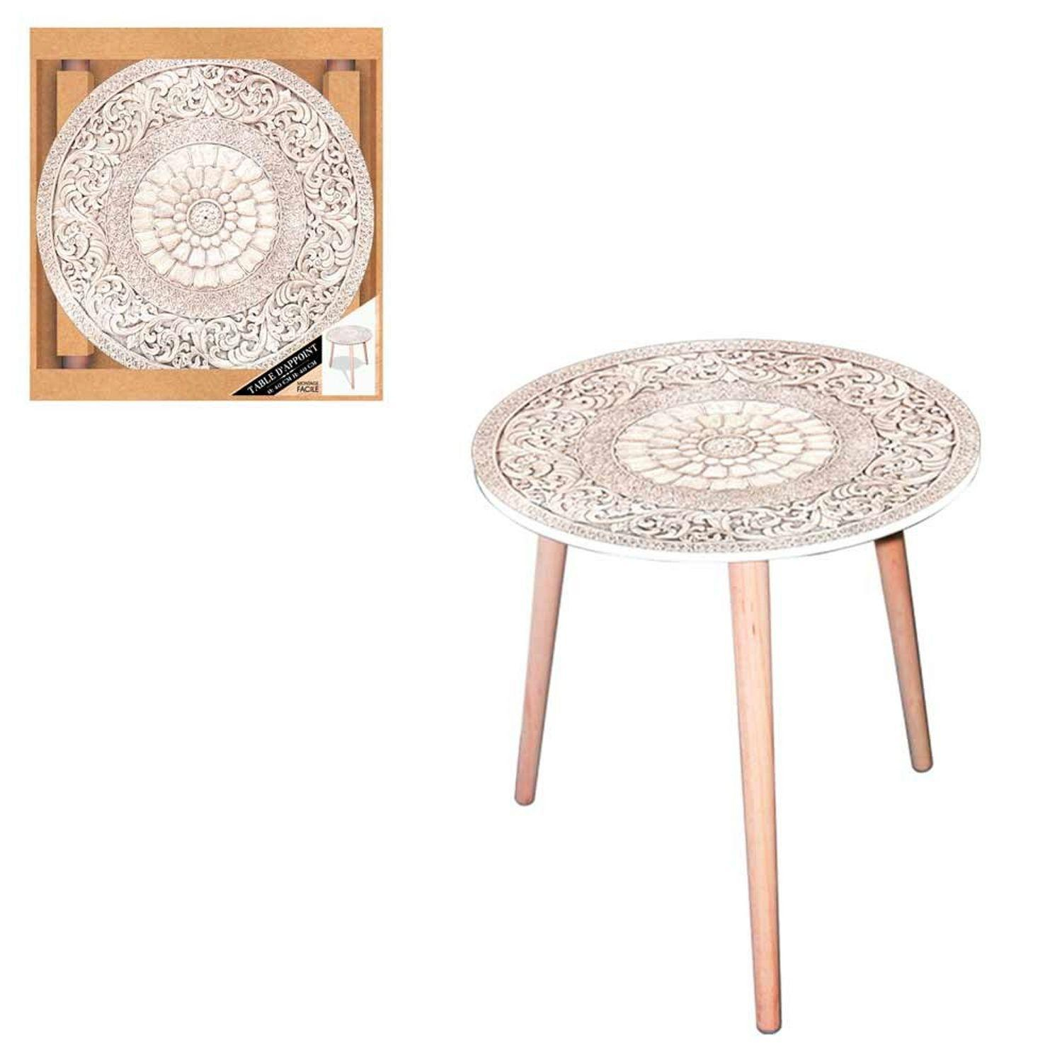 Table d'Appoint - Mandala