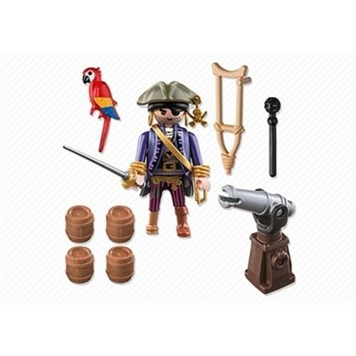 Capitaine Pirate avec Canon - Playmobil Pirates 6684